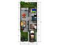 Desain dan Denah Rumah Minimalis Type 45