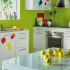 Inspirasi Warna Dapur Cantik Minimalis