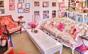 Cerah Dan Warna Warni Desain Ruang Tamu Minimalis Bohemian Like Colorful Living Room 300x185 Ruang Tamu Cantik Minimalis Warna Warni Cerah
