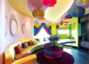 Cerah Dan Warna Warni Desain Ruang Tamu Minimalis Bright And Happy Living Room 300x218 Ruang Tamu Cantik Minimalis Warna Warni Cerah