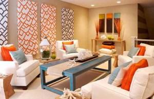 Cerah Dan Warna Warni Desain Ruang Tamu Minimalis Colorful Coastal Living Room 300x194 Ruang Tamu Cantik Minimalis Warna Warni Cerah
