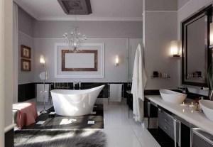 Modern Bathroom Pictures Help You Design Your Bathroom 300x207 25+ Kamar Mandi Minimalis Untuk Rumah Mewah