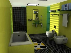 Pictures Of Green Bathrooms Pictures of Bathrooms The Guidance of Designing Bathroom 300x223 25+ Kamar Mandi Minimalis Untuk Rumah Mewah