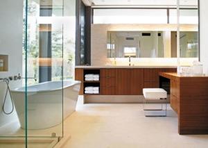 desain kamar mandi dalam kamar tidur1 300x213 25+ Kamar Mandi Minimalis Untuk Rumah Mewah