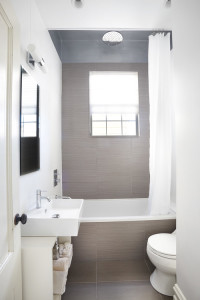 contemporary bathroom8 200x300 20 Desain Kamar Mandi Dengan Bathtub Terbaru