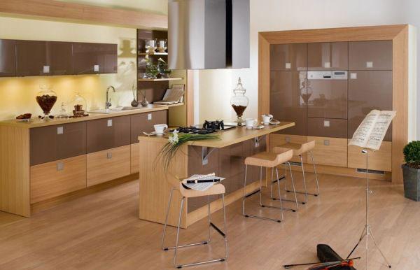 dapur bersih desain rumah
