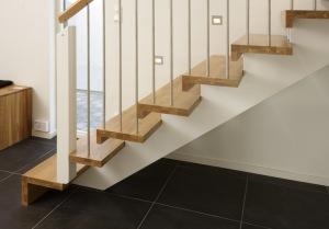Tangga Rumah Minimalis1 300x209 25+ Desain Tangga Untuk Interior Rumah Minimalis