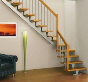 Tangga34389234783920168 b 300x278 25+ Desain Tangga Untuk Interior Rumah Minimalis