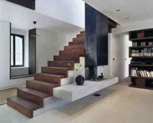 desain tangga rumah minimalis 300x240 25+ Desain Tangga Untuk Interior Rumah Minimalis