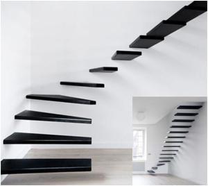 rumah kayu minimalis read more tangga desain tangga rumah 566x507 300x268 25+ Desain Tangga Untuk Interior Rumah Minimalis