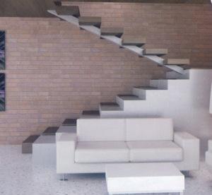 tg12 300x276 25+ Desain Tangga Untuk Interior Rumah Minimalis