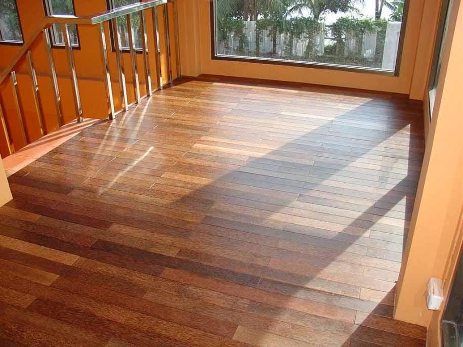 desain rumah lantai kayu 15+ Motif Lantai Parket Kayu Untuk Rumah Minimalis